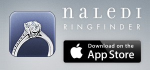 Find the perfect engagement ring by the Naledi Collection.