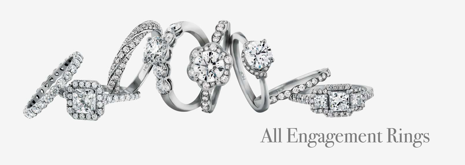View all diamond engagement rings from Vons Jewelry